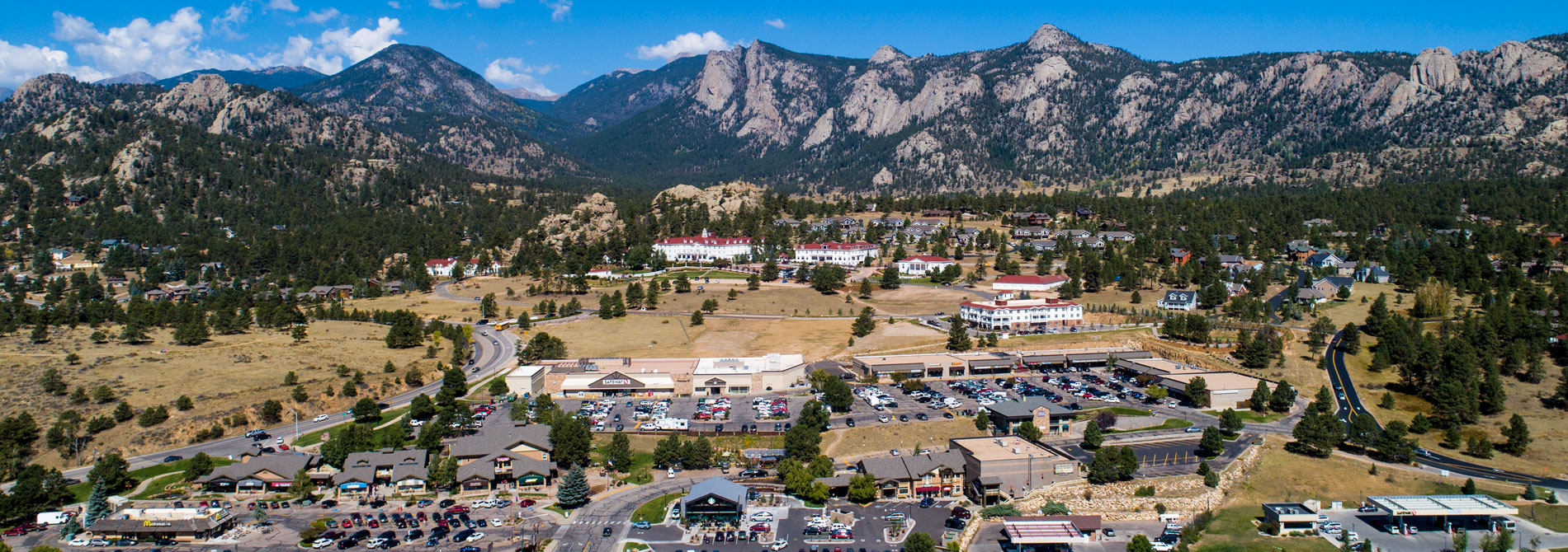 Full Property Stanley Village Estes Park