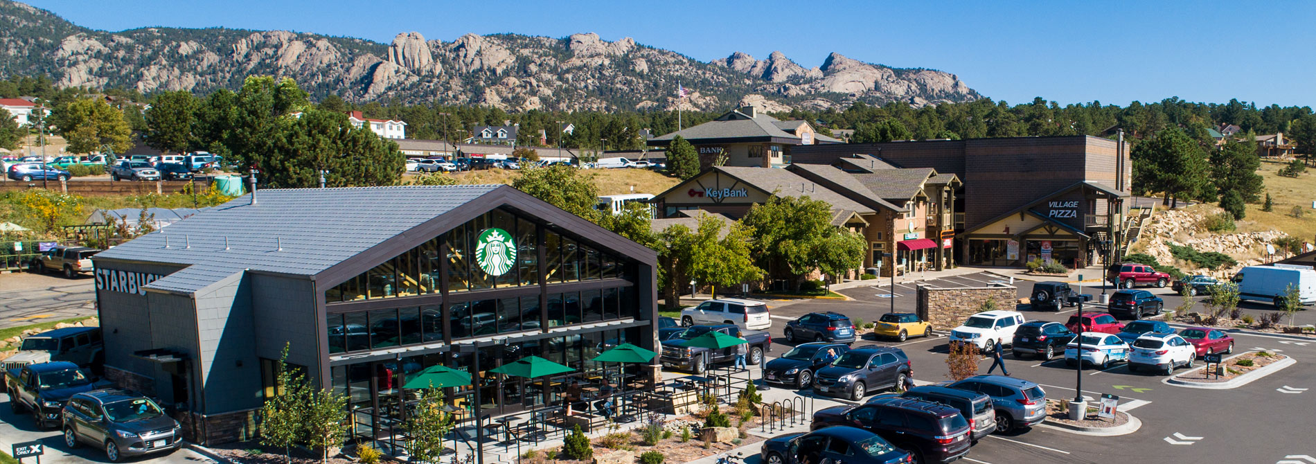 Starbucks View Stanley Village Estes Park