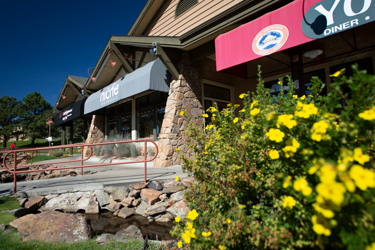 Lower Stanley Village Estes Park Stores 2
