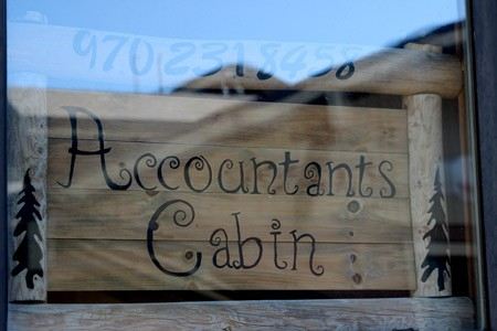 Accountants Cabin